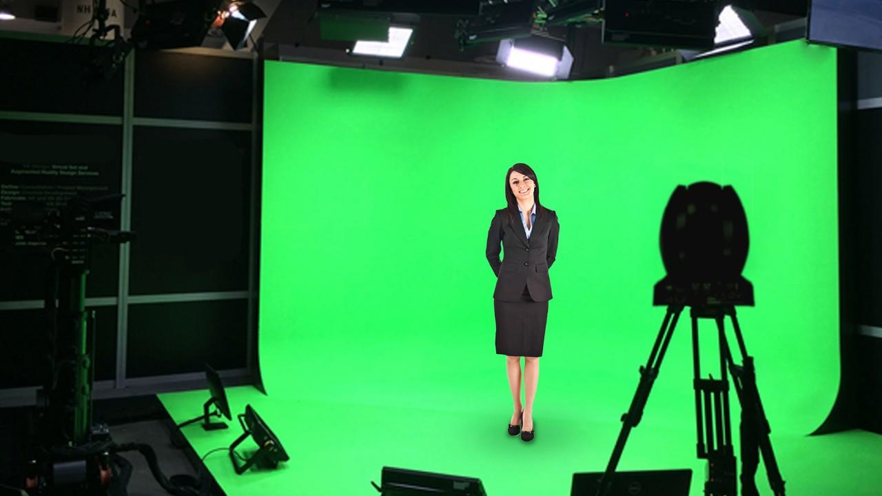 TVS-2000A三维带追踪虚拟演播室使用说明