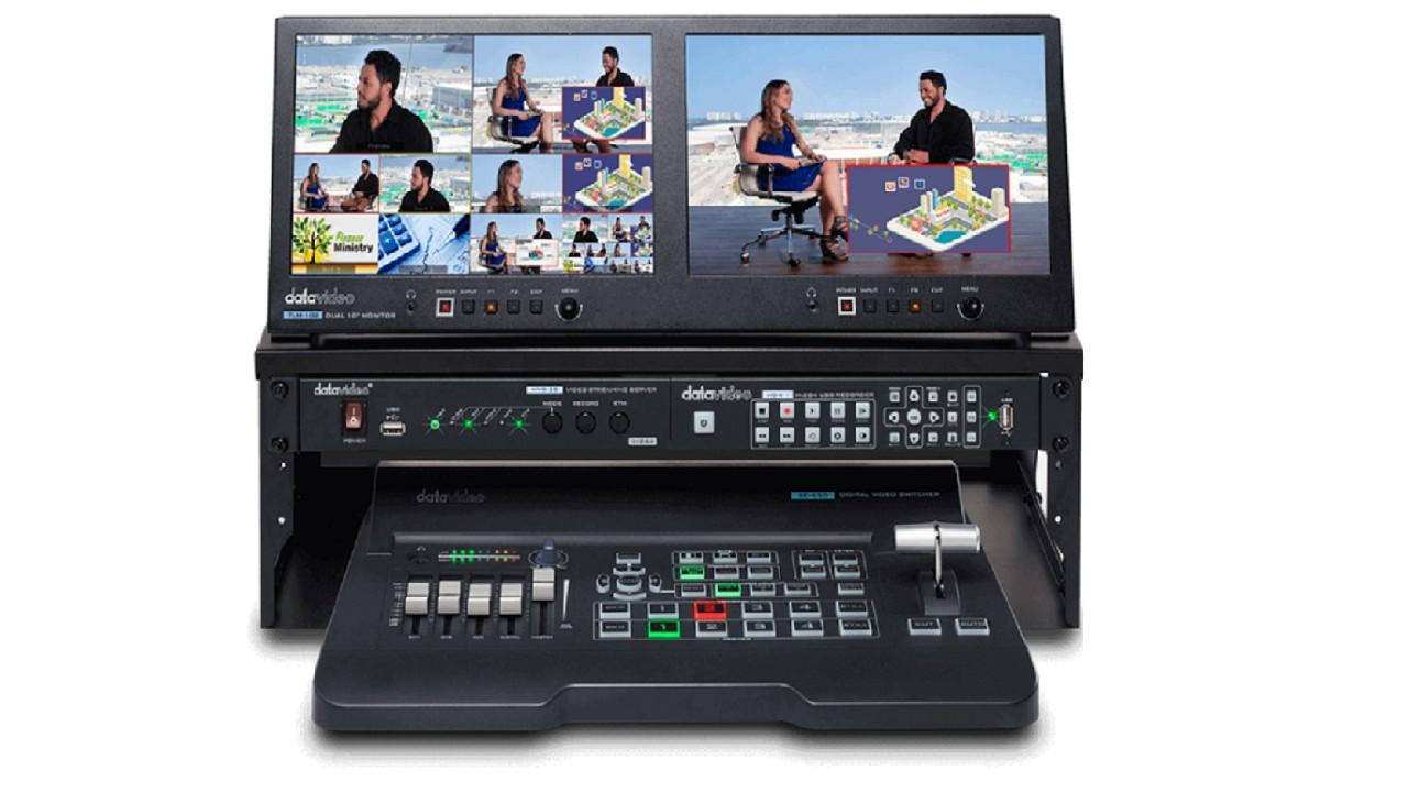 GO 650 Studio洋铭易直播系统使用说明