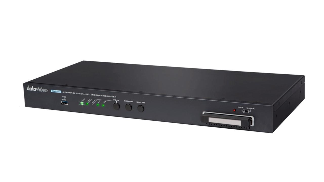 NVS-40 4路网络直播录像编码器使用说明