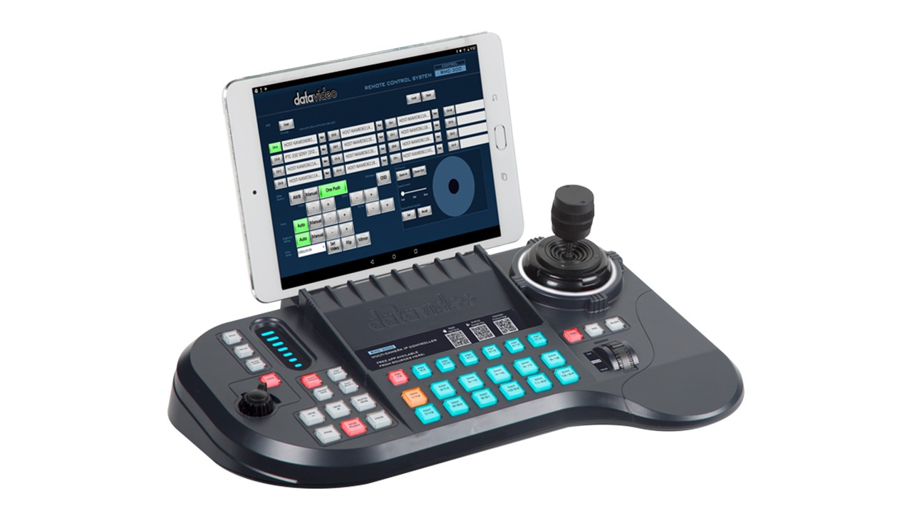 RMC-300C 云台摄像机网络远程控制器使用说明