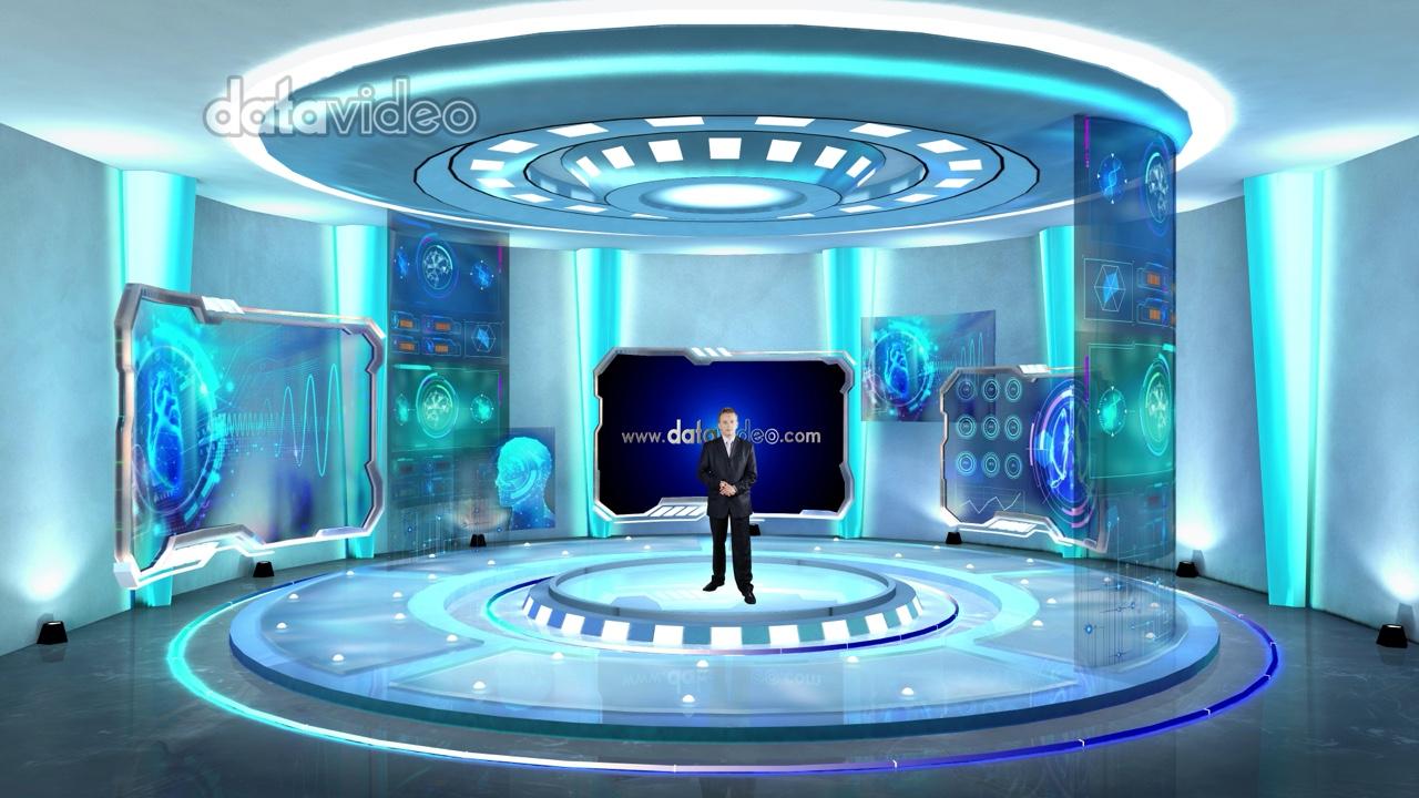 TVS-3000 虚拟场景&AR物件制作