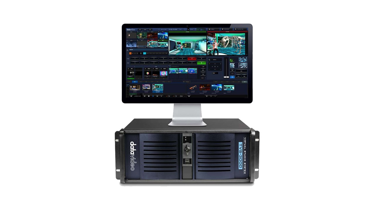 TVS-3000如何在场景中添加6个AR物件